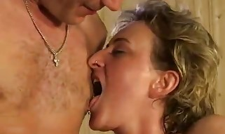 Romanian Plumper Fur covered Mature - Mature hookup movie